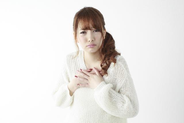 排卵日頃に生じるツライ症状…胸の痛みの原因と妊娠の可能性